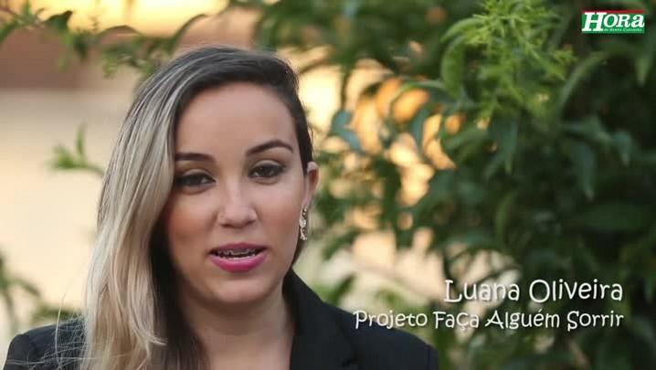 Conheça Luana Oliveira, candidata a Bela da Hora