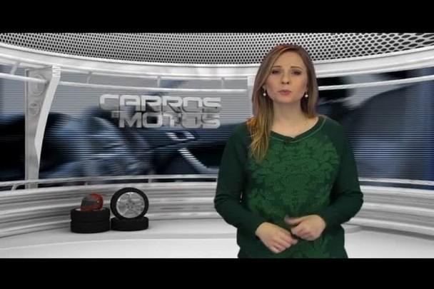 Carros e Motos - Como é feito o polimento do carro - Bloco 3 - 14/09/2014