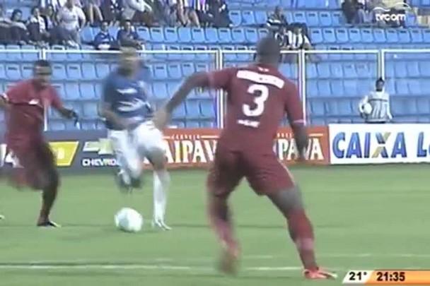 Bate Bola - Flávio Roberto e Belmonte campeões estaduais - 1º Bloco - 14/09/14