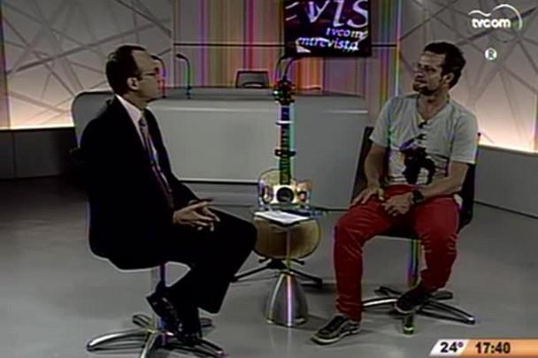 TVCOM Entrevista - Teco Padaratz fala sobre surf e seus projetos para a música - 2º Bloco - 01/11/14