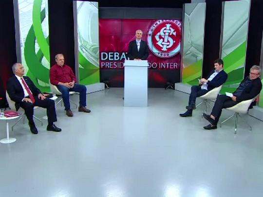 TVCOM - Debate entre os candidatos à presidência do Internacional - Bloco 4 - 11/12/2014