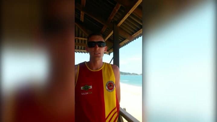 Salva-vidas comenta sobre as melhores praias
