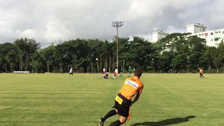 Pré-temporada dos árbitros gaúchos começa com inovação no treinamento dos bandeiras - 21/01/2015