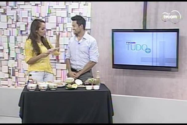TVCOM Tudo+ - Fast food sem sair da dieta: lanches práticos e pouco calóricos: quadro Donna - 05.03.15