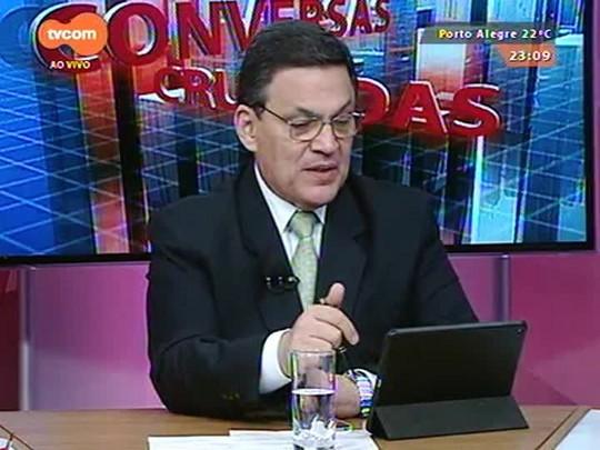 Conversas Cruzadas - Debate sobre reforma política - Bloco 3 - 19/03/15