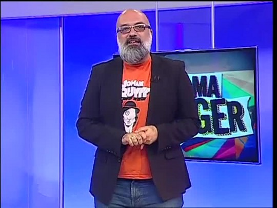 Programa do Roger - Bando Antiguera - Bloco 1 - 18/03/15