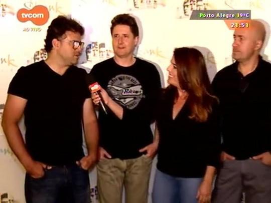 TVCOM Tudo Mais - Skank, a banda mais gaúcha de Minas Gerais em mais uma apresentação em Porto Alegre