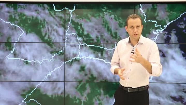 Entenda o sistema de baixa pressão que trará chuvas fortes para SC
