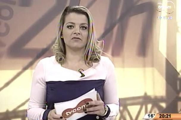 TVCOM 20 Horas - Ministério das Cidades confirma R$ 412 milhões para obras de mobilidade em Florianópolis - 18.06.15