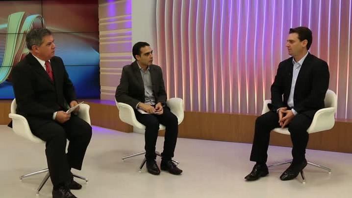 Prefeito Cesar Souza Junior fala sobre situação da Ponta do Coral