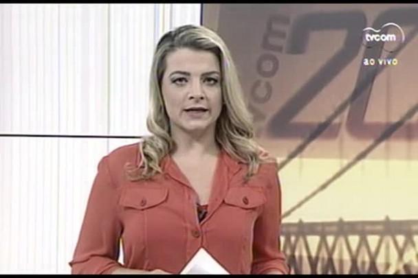 TVCOM - 20 Horas - 1º Bloco - 17.08.15