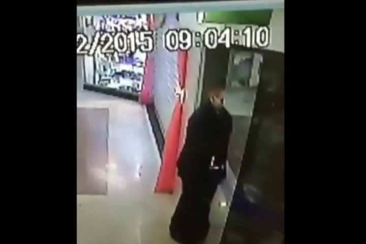 Homens armados fogem após tentativa de assalto em shopping de Joinville