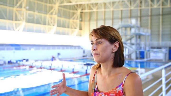 Árbitra de natação será a única catarinense na Olimpíada do Rio 2016