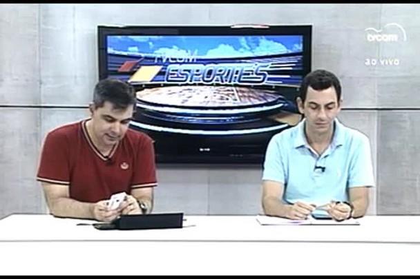 TVCOM Esportes. 2º Bloco. 19.02.16