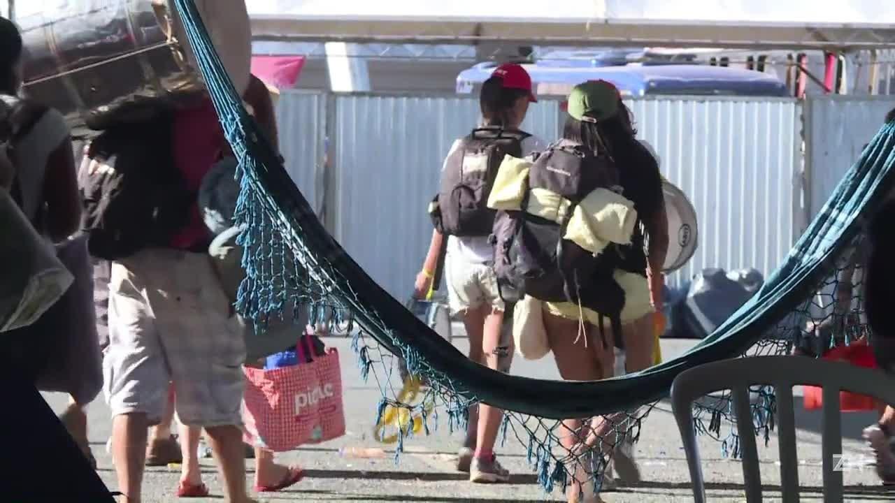 Defensores de Dilma acampam em Brasília