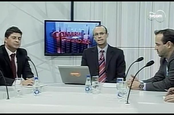 TVCOM Conversas Cruzadas. 4º Bloco. 20.04.16