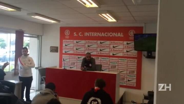 """Apresentado pelo Inter, Danilo Fernandes afirma: \""""Um clube que já ganhou tudo é o maior\"""""""