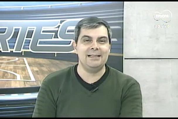TVCOM Esportes. 4º Bloco. 19.05.16