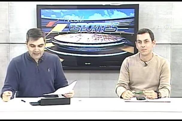 TVCOM Esportes. 2º Bloco. 24.05.16