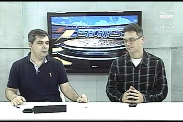 TVCOM Esportes. 3º Bloco. 28.06.16