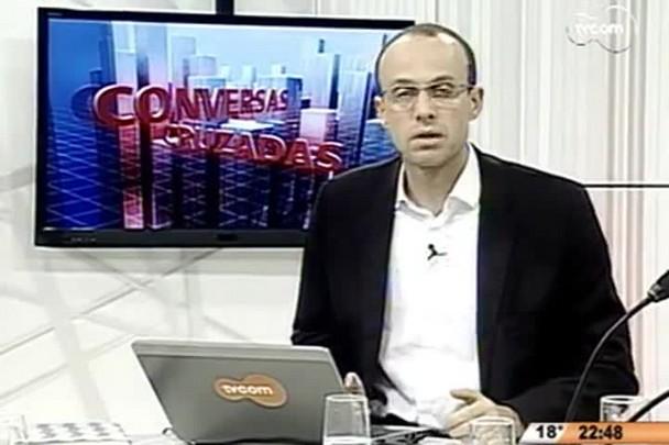 TVCOM Conversas Cruzadas. 4º Bloco. 14.07.16