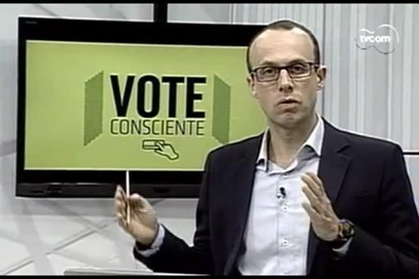 TVCOM Conversas Cruzadas. 4º Bloco. 12.08.16