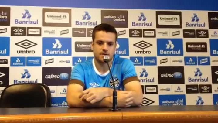 Ramiro repercute trabalho de Portaluppi no Grêmio