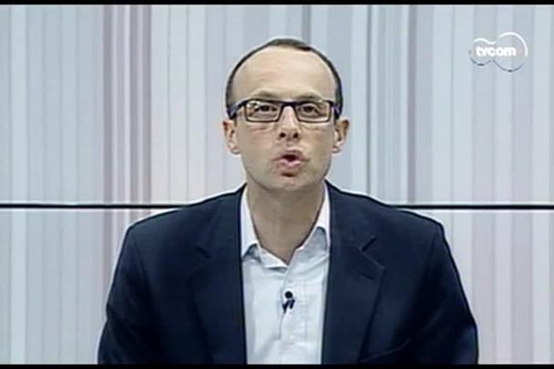 TVCOM Conversas Cruzadas. 1º Bloco. 21.09.16