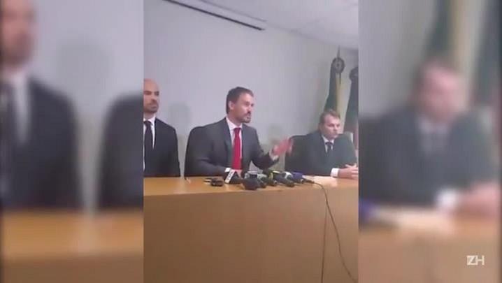 Ministério Público fala sobre investigação que prendeu delegado e comissário em Porto Alegre