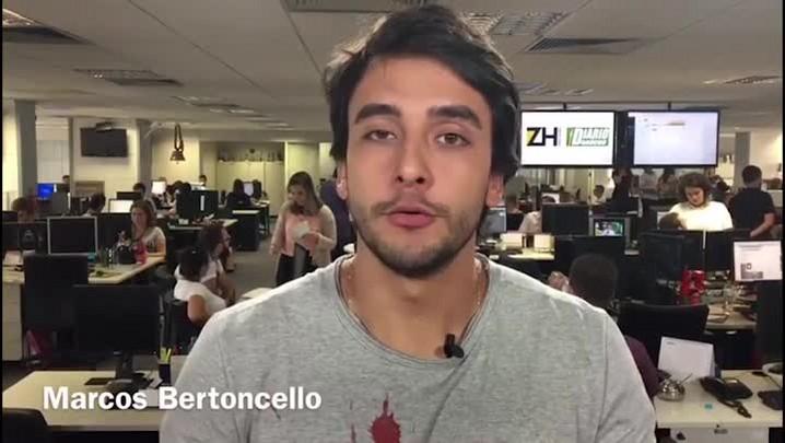 Marcos Bertoncello comenta histórico do Gre-Nal