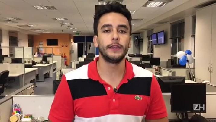 Marcos Bertoncello comenta o histórico de Inter x Ypiranga