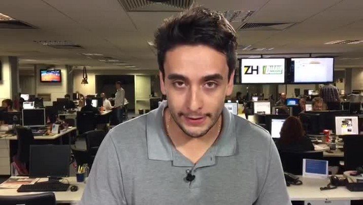 #CentraldeEsportes - Marcos Bertoncello atualiza as informações do jogo deste domingo