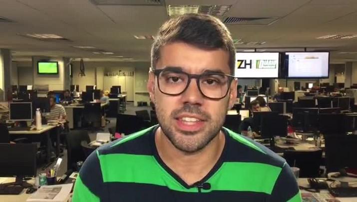 #DeOlhonaArbitragem - Diori Vasconcelos fala sobre a arbitragem no jogo do Grêmio contra o Fluminense