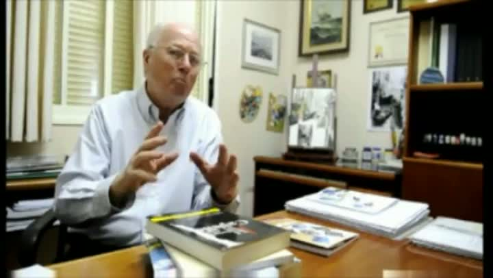 """Wilson Gelbcke lança o livro \""""Causos da Minha Cidade\"""""""