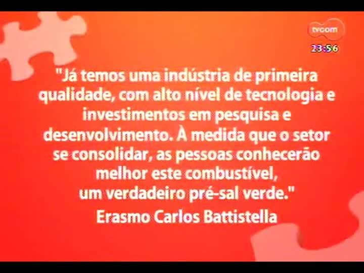 Mãos e Mentes - Erasmo Carlos Battistella - Bloco 3