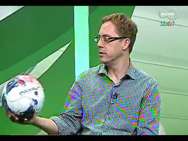 Bate Bola - 13/01/2013 - Bloco 3 - Expectativa pro Gauchão 2013
