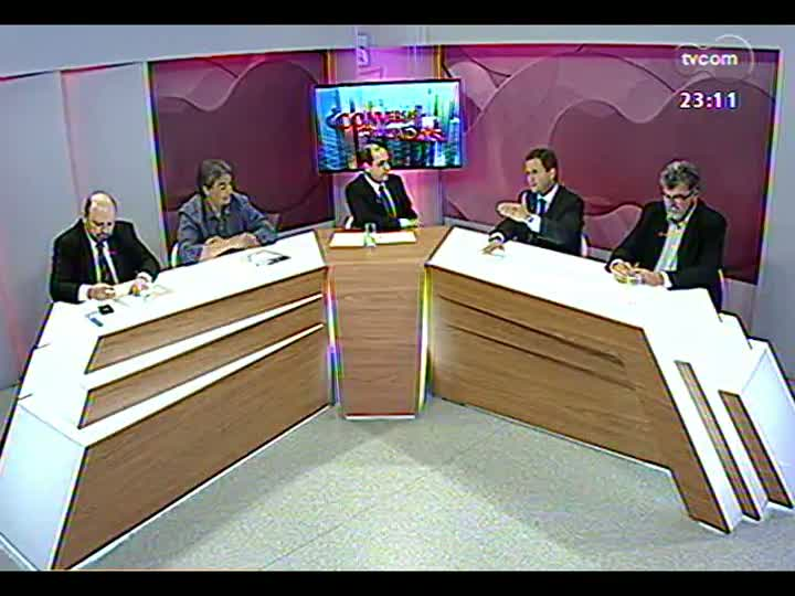 Conversas Cruzadas - PMDB no comando do Congresso: qual é o real cenário da política brasileira? - Bloco 4 - 04/02/2013
