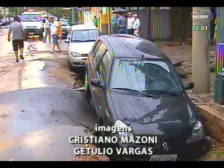 Conversas Cruzadas - Estragos da chuvarada: como prevenir acontecimentos como este? - Bloco 1 - 22/02/2013