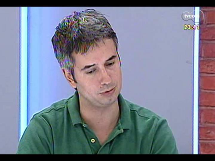 Mãos e Mentes - Sócio-proprietário do Mathemática Et Cetera, Gustavo Freitas Reis - Bloco 2 - 08/03/2013