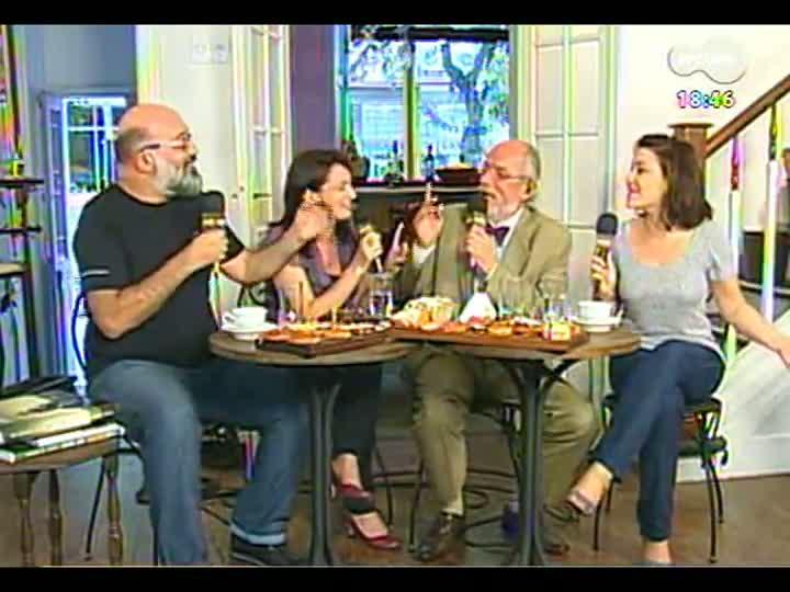 Café TVCOM - Discussão sobre manifestações contra aumento da passagem - Bloco 4 - 06/04/2013
