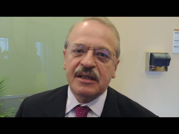 Direto de Haifa, governador Tarso Genro comenta a operação da PF que prendeu gestores da área ambiental. 29/04/2013