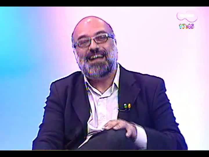 Programa do Roger - Cantora Mariene de Castro fala sobre show e DVD em que homenageia Clara Nunes - bloco 1 - 15/05/2013