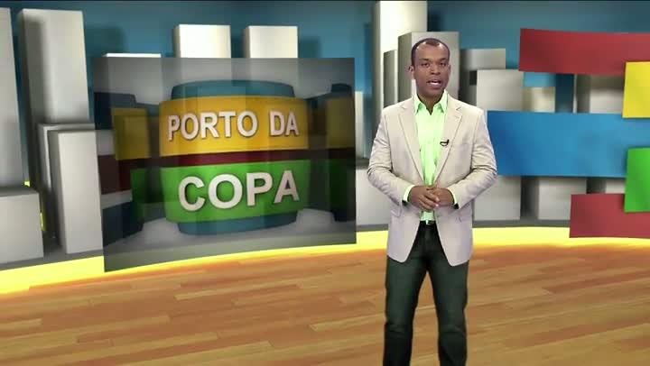 Porto da Copa - Acompanhe a preparação do cães farejadores da Copa do Mundo e saiba qual é a Copa inesquecível de Paulo Paixão- Bloco 2 - 18/05/2013