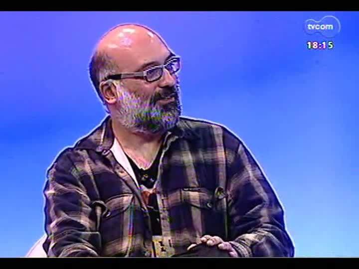 Programa do Roger - Entrevista com o diretor do curta \'Garry\' - bloco 3 - 23/05/2013