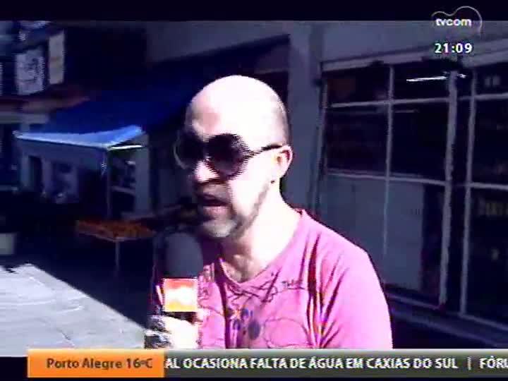TVCOM Tudo Mais - DR na TV: Fabrício Carpinejar foi descobrir onde a fofoca rola solta
