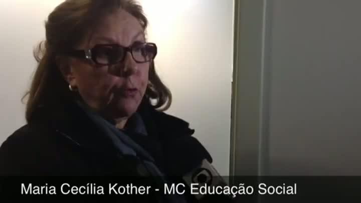 Entrevista - Maria Cecília Kother - 11/06/2013