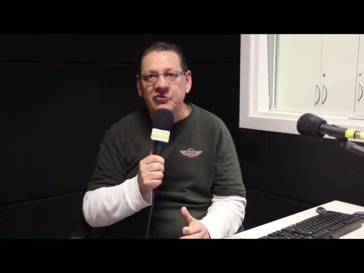 Marco Antônio fala sobre a final entre Brasil x Espanha - 30/06/2013