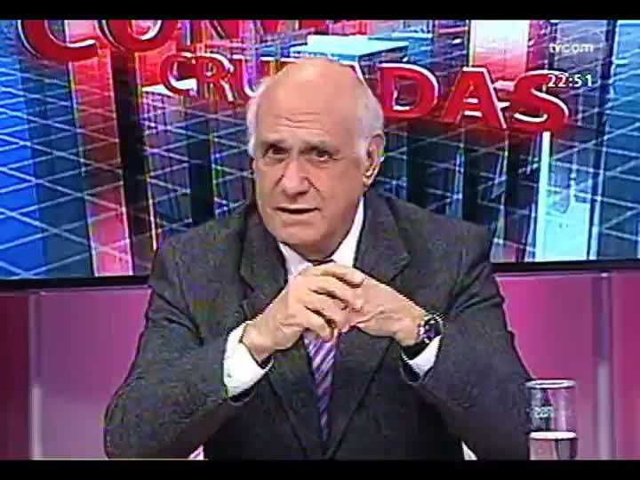 Conversas Cruzadas - Debate sobre a viabilidade da Lei de Eleições Limpas - Bloco 3 - 06/08/2013
