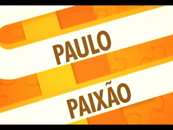 Mãos e Mentes - Preparador físico da Seleção Brasileira e do Internacional, Paulo Paixão - Bloco 1 - 14/08/2013
