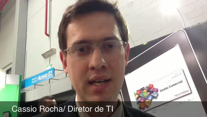 Robô que consulta preço de produtos é atração na 32ª Expoagas - 22/08/2013